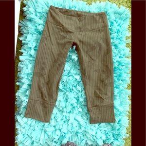 Lululemon capris with little pocket for key or $
